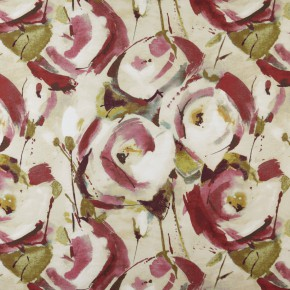 Prestigious Textiles Iona Marsella Antique Curtain Fabric