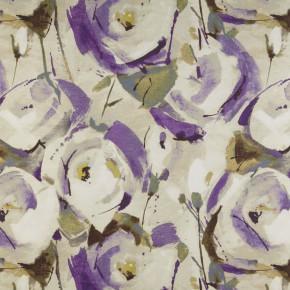 Prestigious Textiles Iona Marsella Orchid Curtain Fabric