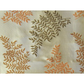 Hawaii Maui Cinnamon Curtain Fabric