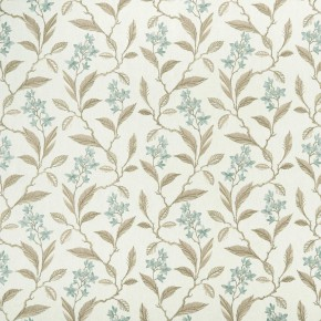 Clarke and Clarke Halcyon Melrose Duckegg Curtain Fabric