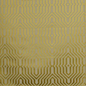 Prestigious Textiles Focus Mercury Citron Curtain Fabric
