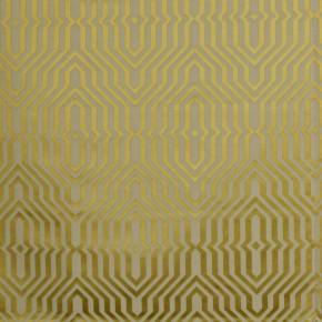 Prestigious Textiles Focus Mercury Citron Curtain Fabric