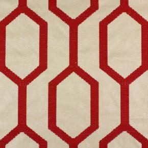 Prestigious Textiles Templeton Merton Cranberry Cushion Covers