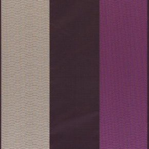 Clarke and Clarke Boutique Metallo Damson Made to Measure Curtains