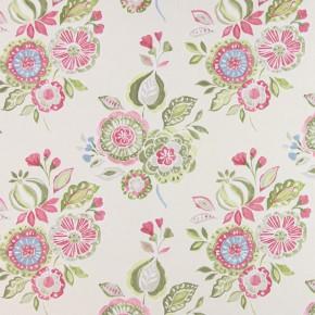 Soleil Mirabelle Petal Curtain Fabric