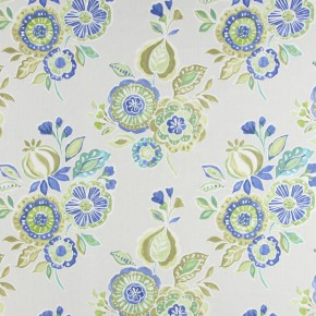 Soleil Mirabelle Porcelain Curtain Fabric