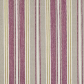 Clarke and Clarke Bukhara Mitra Berry Curtain Fabric
