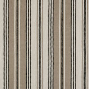 Clarke and Clarke Bukhara Mitra Ebony Curtain Fabric