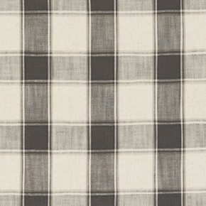Clarke and Clarke Fairmont Montrose Charcoal Made to Measure Curtains