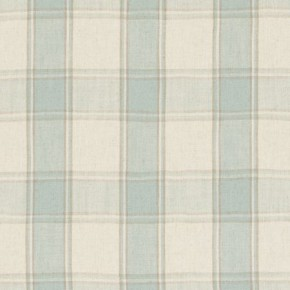 Clarke and Clarke Fairmont Montrose Duckegg Curtain Fabric