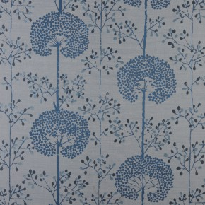 Prestigious Textiles Eden Moonseed Bluebell Curtain Fabric