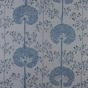 Prestigious Textiles Eden Moonseed Bluebell Curtain Fabric