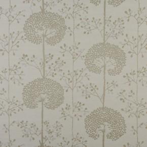 Prestigious Textiles Eden Moonseed Praline Curtain Fabric
