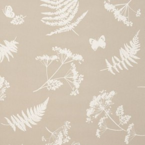 Clarke and Clarke Sketchbook Moorland Taupe Curtain Fabric