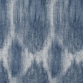 Clarke and Clarke Zanzibar Mussa Indigo Made to Measure Curtains