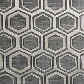 Samarkand Navoi Onyx Curtain Fabric