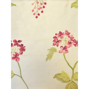 Harmony Nina Carnation Curtain Fabric