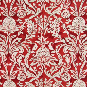Prestigious Textiles Blossom Ophelia Ruby Made to Measure Curtains