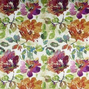 A Prestigious Textiles Decadence Opium Calypso Curtain Fabric