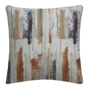 Prestigious Textiles Iona Adria Umber Cushion Covers