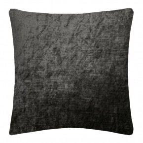 Clarke and Clarke Allure Charcoal Cushion Covers