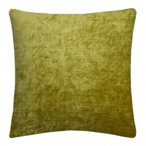 Clarke and Clarke Allure Chartreuse Cushion Covers