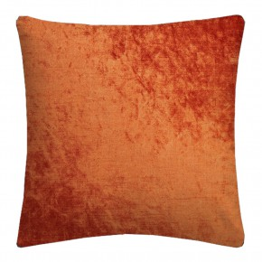 Clarke and Clarke Allure Flame Cushion Covers