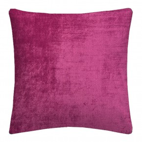 Clarke and Clarke Allure Magenta Cushion Covers