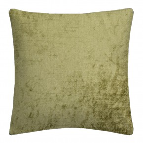 Clarke and Clarke Allure Olive Cushion Covers