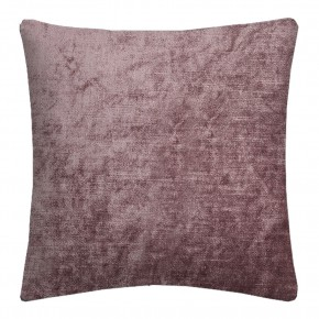 Clarke and Clarke Allure Rosewood Cushion Covers