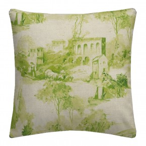 Clarke and Clarke  Colony Anastacia Citron Cushion Covers