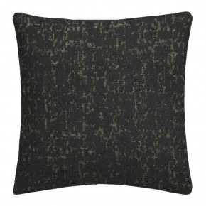 Clarke and Clarke  Colony Anguilla Charcoal Cushion Covers