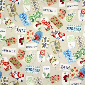 Prestigious Textiles Pickle Pantry Antique Curtain Fabric
