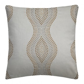 Prestigious Clarke Cosmopolitan Arabesque Avocado Cushion Covers