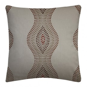 Prestigious Clarke Cosmopolitan Arabesque Redwood Cushion Covers