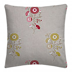 Clarke and Clarke Oslo Arla Fuchsia Apple Cushion Covers