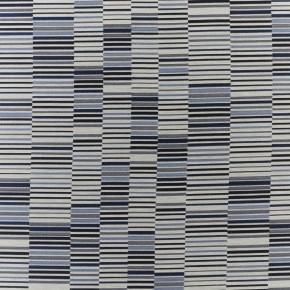 Prestigious Textiles Atrium Parquet Cobalt Curtain Fabric