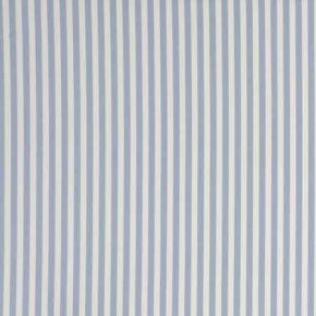 Clarke and Clarke Garden Party Party Stripe Chambray Curtain Fabric