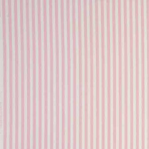 Clarke and Clarke Garden Party Party Stripe Pink Curtain Fabric