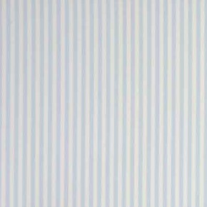 Clarke and Clarke Garden Party Party Stripe Sky Curtain Fabric
