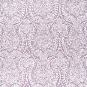Clarke and Clarke Halcyon Pastiche Heather Curtain Fabric