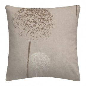 Clarke and Clarke Astrid Natural Cushion Covers