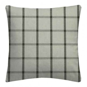 Clarke and Clarke Glenmore Aviemore Charcoal Cushion Covers