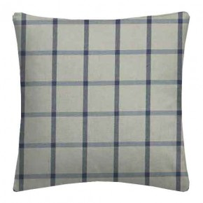 Clarke and Clarke Glenmore Aviemore Denim Cushion Covers
