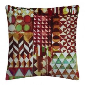 A Prestigious Textiles Decadence Baccarat Medici Cushion Covers