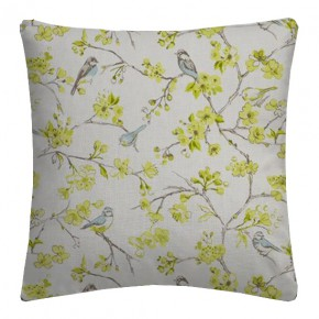 Clarke and Clarke Garden Party Birdies Citrus Cushion Covers