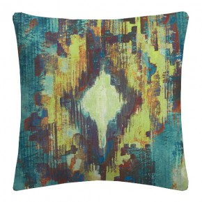 A Prestigious Textiles Decadence Bohemia Adriatic Cushion Covers