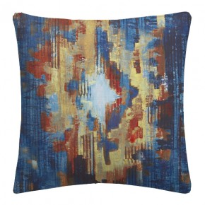 A Prestigious Textiles Decadence Bohemia Sapphire Cushion Covers
