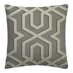 Clarke and Clarke Chateau Bolevard Smoke Cushion Covers