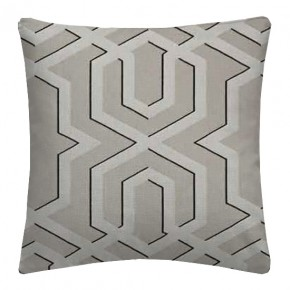 Clarke and Clarke Chateau Bolevard Stone Cushion Covers